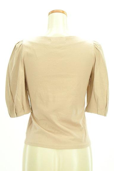 M'S GRACY(エムズグレイシー)の古着「ドレス刺繍ボリューム袖カットソー(カットソー・プルオーバー)」大画像2へ