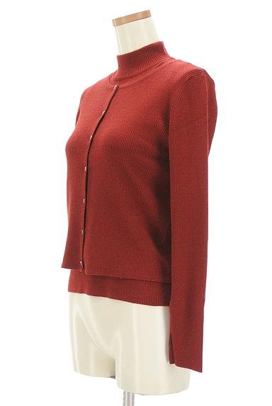 M-premier(エムプルミエ)の古着「ハイネックリブニットアンサンブル(アンサンブル)」大画像3へ