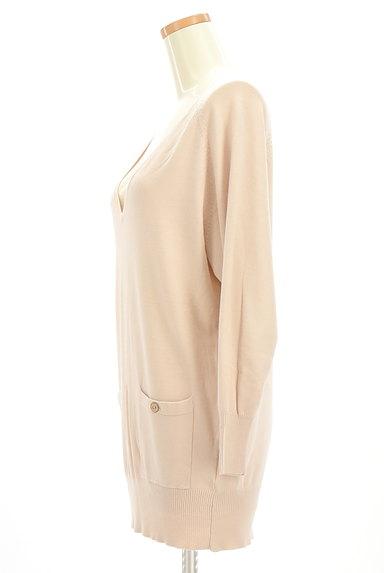 M-premier(エムプルミエ)の古着「サイドポケットハイゲージロングニット(ニット)」大画像3へ