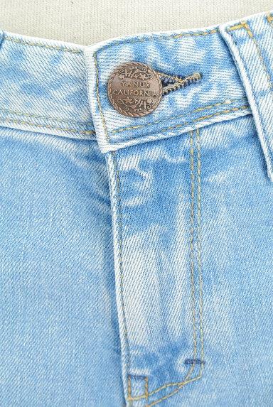 YANUK(ヤヌーク)の古着「ワイドデニムパンツ(デニムパンツ)」大画像4へ