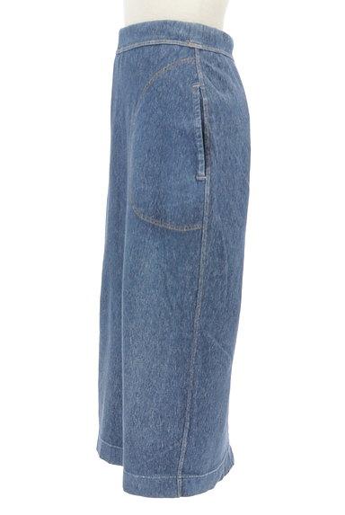 45r(45アール)の古着「膝下丈ストレッチタイトスカート(ロングスカート・マキシスカート)」大画像3へ