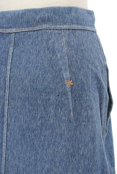 45r(45アール)の古着「膝下丈ストレッチタイトスカート(ロングスカート・マキシスカート)」大画像4へ