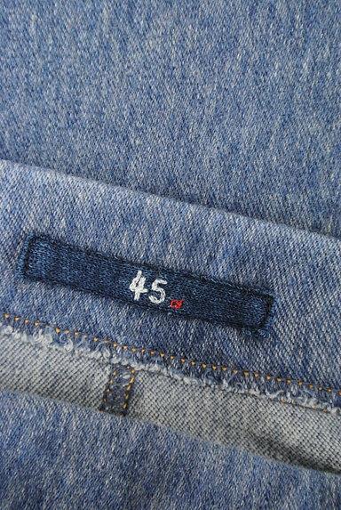 45r(45アール)の古着「膝下丈ストレッチタイトスカート(ロングスカート・マキシスカート)」大画像6へ