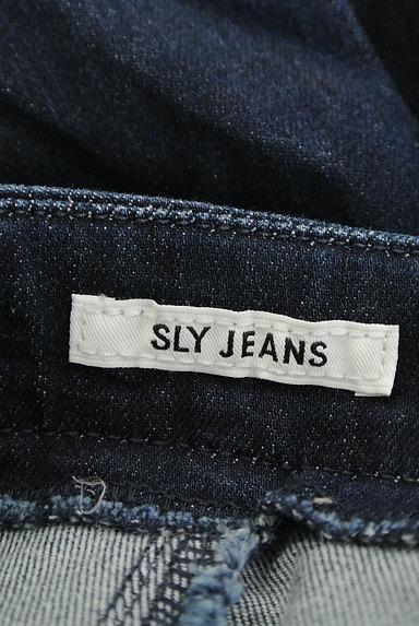 SLY(スライ)の古着「変形ハイウエストスキニーデニム(デニムパンツ)」大画像6へ