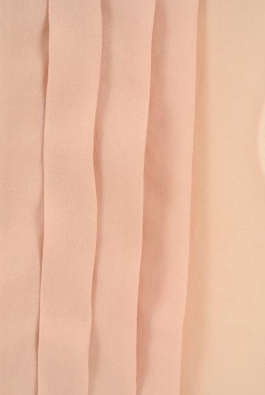 JILL by JILLSTUART(ジルバイジルスチュアート)の古着「七分袖レースシフォンブラウス(カットソー・プルオーバー)」大画像5へ
