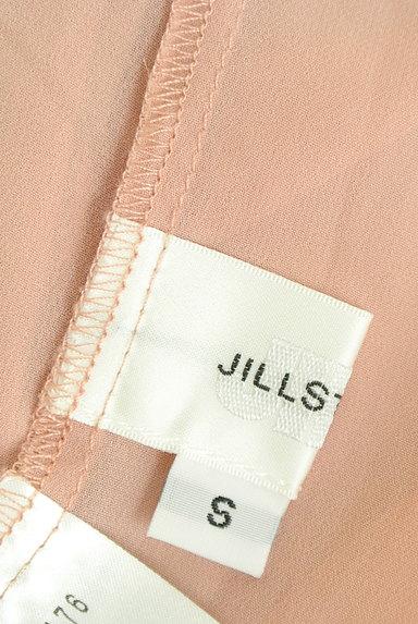 JILL by JILLSTUART(ジルバイジルスチュアート)の古着「七分袖レースシフォンブラウス(カットソー・プルオーバー)」大画像6へ