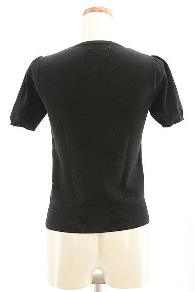 LAISSE PASSE(レッセパッセ)の古着「刺繍レース切替アンサンブルニット(アンサンブル)」大画像5へ