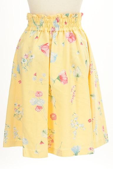 WILLSELECTION(ウィルセレクション)の古着「膝下丈花柄タックフレアスカート(スカート)」大画像2へ