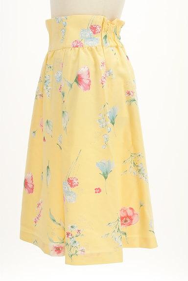WILLSELECTION(ウィルセレクション)の古着「膝下丈花柄タックフレアスカート(スカート)」大画像3へ