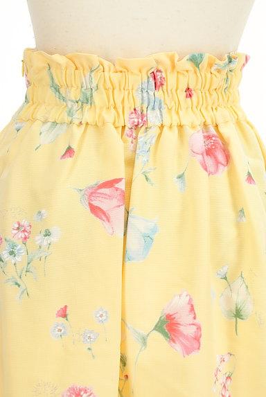 WILLSELECTION(ウィルセレクション)の古着「膝下丈花柄タックフレアスカート(スカート)」大画像5へ