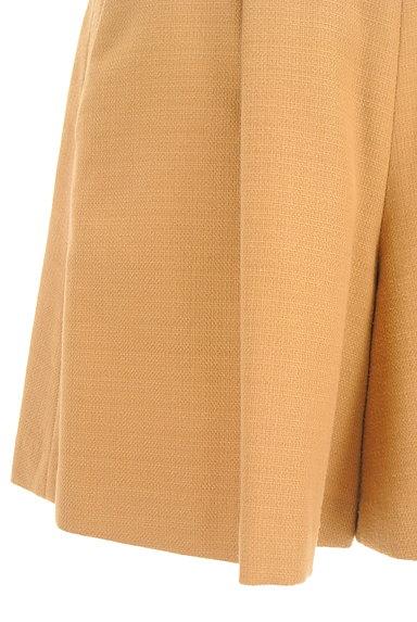 Bon mercerie(ボンメルスリー)の古着「バックリボンバイカラーキュロット(ショートパンツ・ハーフパンツ)」大画像5へ