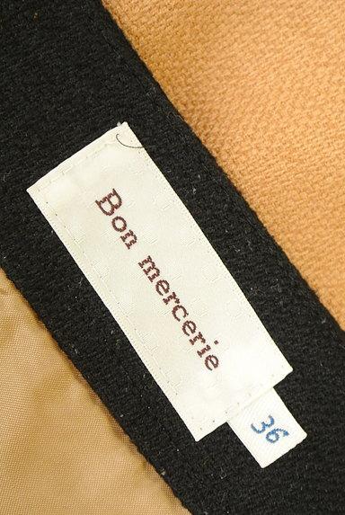 Bon mercerie(ボンメルスリー)の古着「バックリボンバイカラーキュロット(ショートパンツ・ハーフパンツ)」大画像6へ