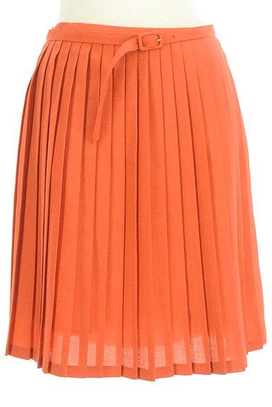 anatelier(アナトリエ)の古着「プリーツカラースカート(スカート)」大画像1へ