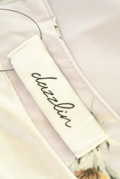 dazzlin(ダズリン)の古着「膝丈花柄フレアワンピース(ワンピース・チュニック)」大画像6へ