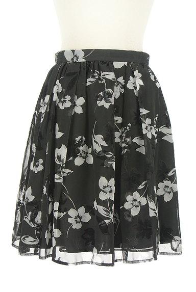 Rirandture(リランドチュール)の古着「フロッキー花柄シフォンスカート(スカート)」大画像1へ