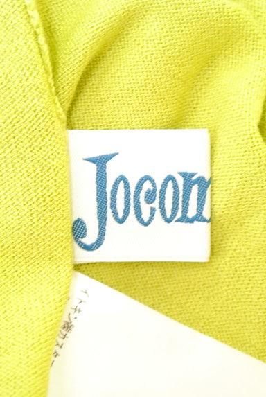 Jocomomola(ホコモモラ)の古着「小花刺繍ドロストミドルカーディガン(カットソー・プルオーバー)」大画像6へ