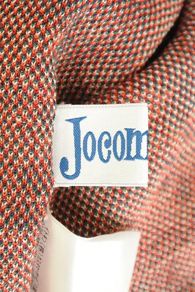 Jocomomola(ホコモモラ)の古着「ハイウエスト花柄ニットワイドパンツ(パンツ)」大画像6へ