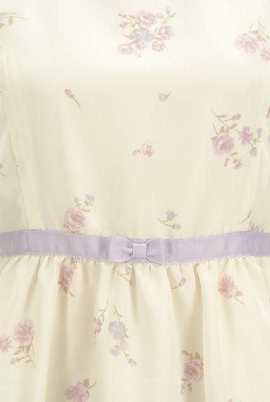 LODISPOTTO(ロディスポット)の古着「七分袖花柄フレアワンピース(ワンピース・チュニック)」大画像4へ