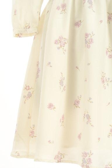 LODISPOTTO(ロディスポット)の古着「七分袖花柄フレアワンピース(ワンピース・チュニック)」大画像5へ