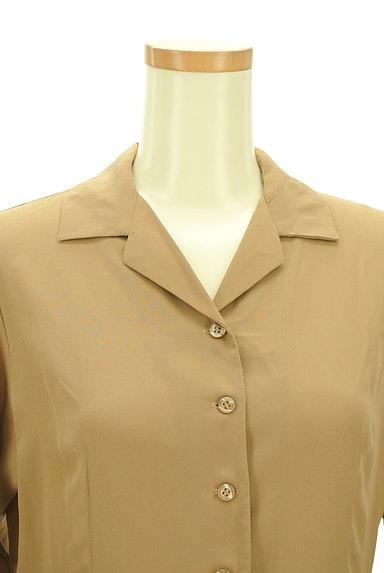 SLY(スライ)の古着「変形ヘムシャツ風ロングワンピース(ワンピース・チュニック)」大画像4へ