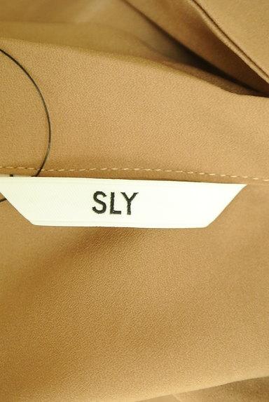 SLY(スライ)の古着「変形ヘムシャツ風ロングワンピース(ワンピース・チュニック)」大画像6へ