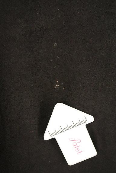INDIVI(インディヴィ)の古着「膝下丈スウェードフレアスカート(スカート)」大画像5へ