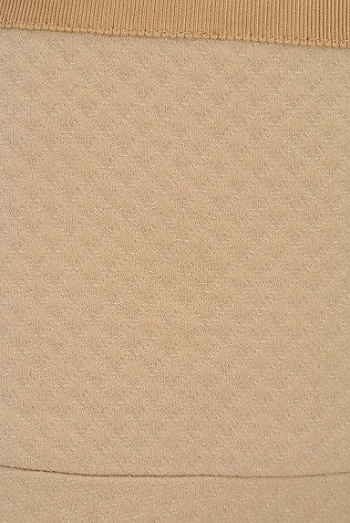INDIVI(インディヴィ)の古着「膝丈チェック柄編地フレアスカート(スカート)」大画像4へ
