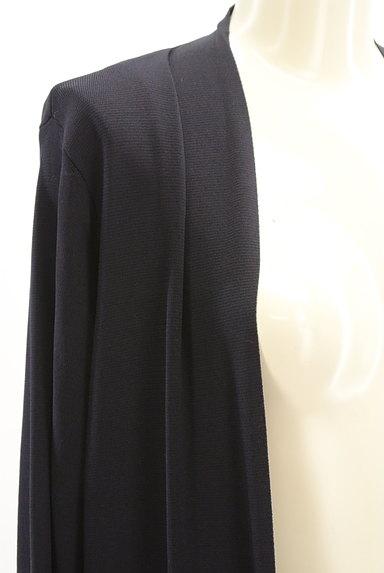 Pinky&Dianne(ピンキー&ダイアン)の古着「とろみロングカーディガン(カーディガン・ボレロ)」大画像4へ