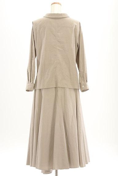 JUSGLITTY(ジャスグリッティー)の古着「コーデュロイセットアップ(セットアップ(ジャケット+スカート))」大画像2へ