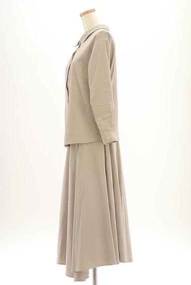 JUSGLITTY(ジャスグリッティー)の古着「コーデュロイセットアップ(セットアップ(ジャケット+スカート))」大画像3へ