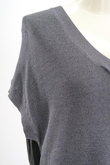 OSMOSIS(オズモーシス)の古着「バックプリーツ切替ロングワンピ(ワンピース・チュニック)」大画像4へ
