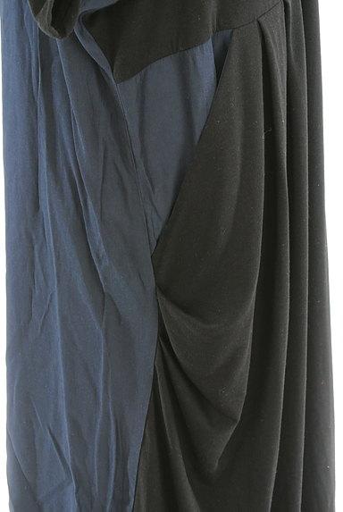 OSMOSIS(オズモーシス)の古着「バック切替ドルマンマキシワンピース(ワンピース・チュニック)」大画像4へ