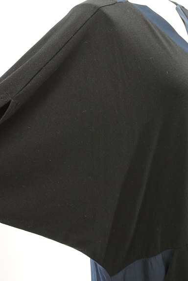 OSMOSIS(オズモーシス)の古着「バック切替ドルマンマキシワンピース(ワンピース・チュニック)」大画像5へ