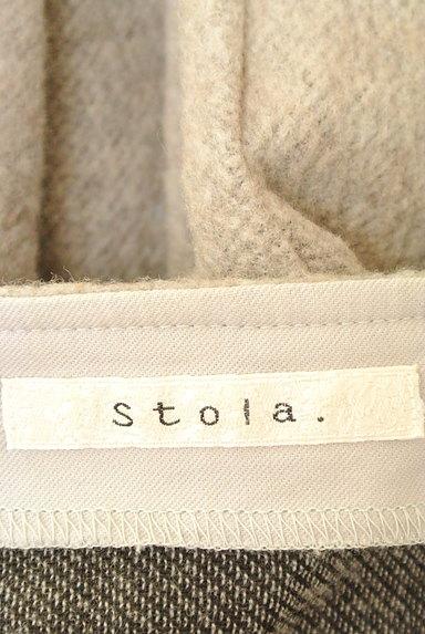 Stola.(ストラ)の古着「起毛ドルマンプルオーバー(カットソー・プルオーバー)」大画像6へ