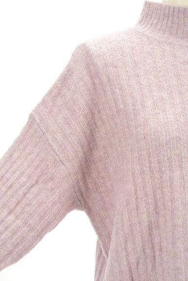 coen(コーエン)の古着「ハイネックリブニット(セーター)」大画像4へ