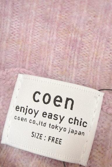 coen(コーエン)の古着「ハイネックリブニット(セーター)」大画像6へ