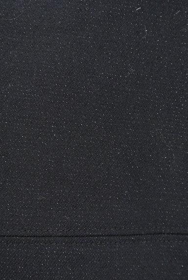 Stola.(ストラ)の古着「ノーカラーワンボタンラメジャケット(ジャケット)」大画像5へ