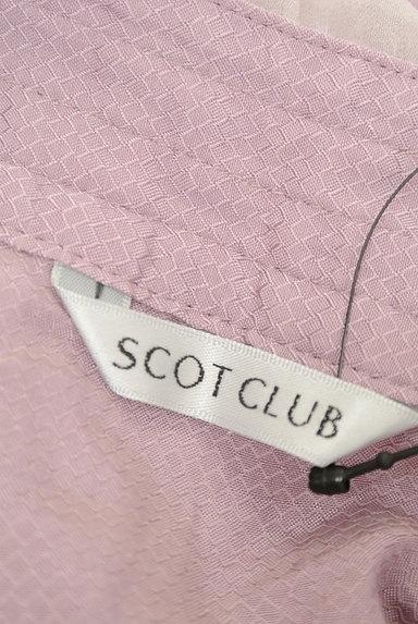 SCOT CLUB(スコットクラブ)の古着「シフォンフリル光沢ブラウス(ブラウス)」大画像6へ