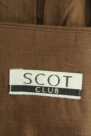 SCOT CLUB(スコットクラブ)の古着「サイドリボンアシンメトリーフリルスカート(ミニスカート)」大画像6へ