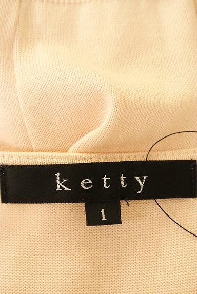ketty(ケティ)の古着「ヨーク刺繍レース7分袖ニット(ニット)」大画像6へ