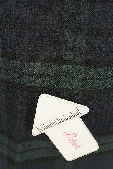 BARNYARDSTORM(バンヤードストーム)の古着「チェック柄テーパードパンツ(パンツ)」大画像5へ
