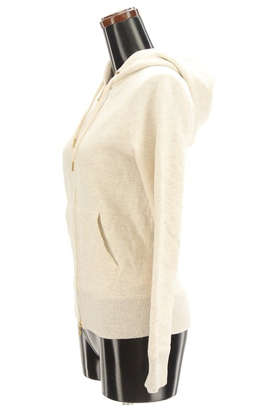 TOMORROWLAND(トゥモローランド)の古着「ジップアップスウェットパーカー(スウェット・パーカー)」大画像3へ