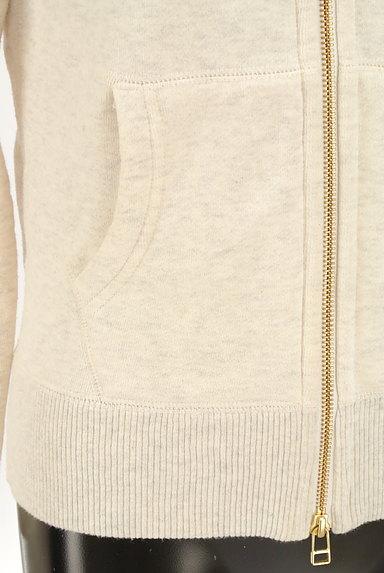 TOMORROWLAND(トゥモローランド)の古着「ジップアップスウェットパーカー(スウェット・パーカー)」大画像5へ