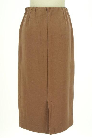 ROSE BUD(ローズバッド)の古着「膝下丈ストレッチスカート(スカート)」大画像2へ