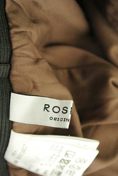 ROSE BUD(ローズバッド)の古着「膝下丈ストレッチスカート(スカート)」大画像6へ