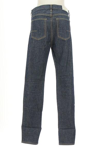 Antgauge(アントゲージ)の古着「ロールアップインディゴジーンズ(デニムパンツ)」大画像2へ