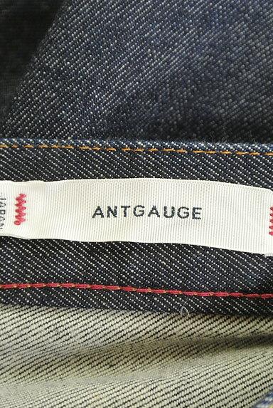 Antgauge(アントゲージ)の古着「ロールアップインディゴジーンズ(デニムパンツ)」大画像6へ