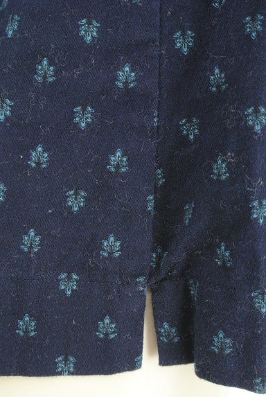 McGREGOR(マックレガー)の古着「シャーリングフリルネックカットソー(カットソー・プルオーバー)」大画像5へ