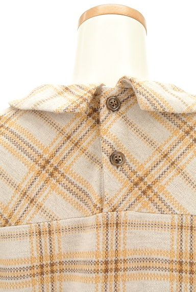 McGREGOR(マックレガー)の古着「チェック柄襟付きプルオーバー(ニット)」大画像4へ