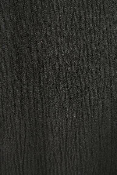 PROPORTION BODY DRESSING(プロポーションボディ ドレッシング)の古着「ウエストドロストシフォンロングスカート(ロングスカート・マキシスカート)」大画像5へ